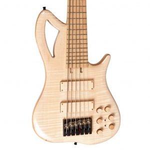 Merlos Bass Guitars SingleCut