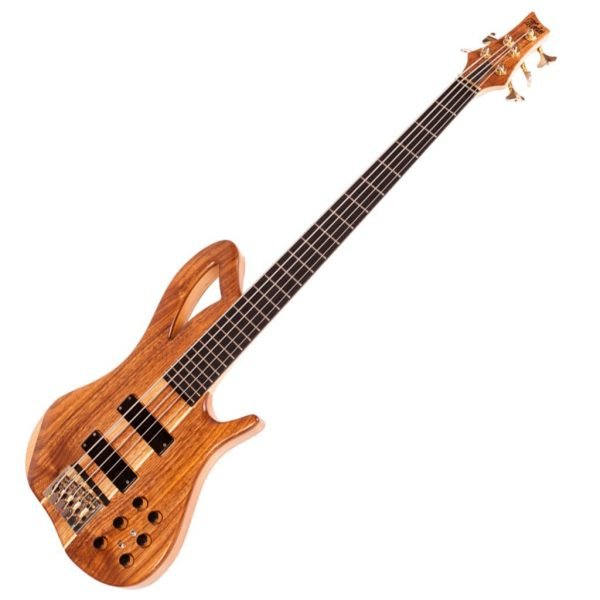 Merlos Bass Guitars SingleCut