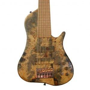 Merlos Bass Guitars Supreme