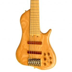 Merlos Bass Guitars Supreme