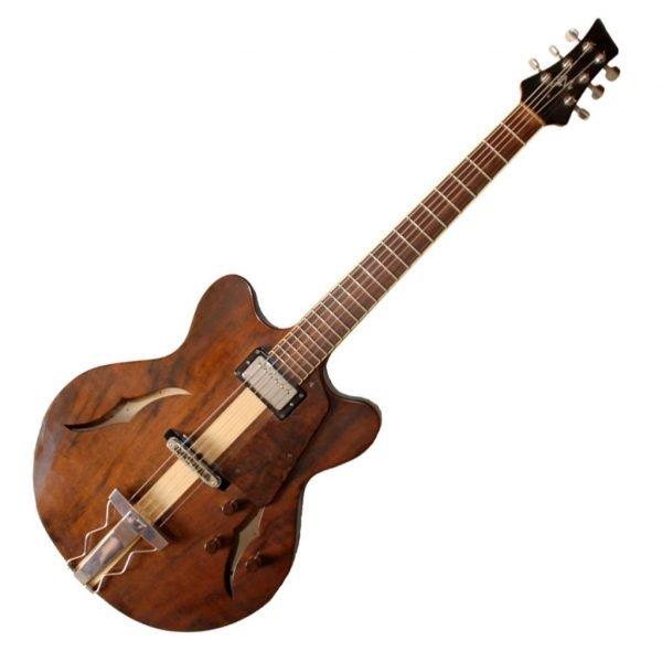 Merlos Guitars Jazz