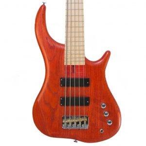 Merlos Bass Guitars JBR