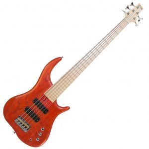 Merlos Bass Guitars JBR