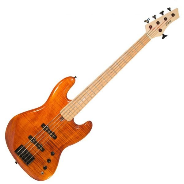 Merlos Bass Guitars JB5